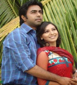 Prova with ex-husband Apurba
